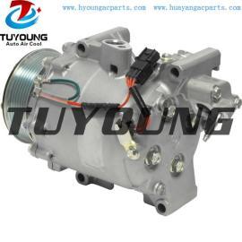 Sanden TRSE07 4904 4919 auto AC compressor Honda Civic Acura CSX 38800RRBA010 38800RRBA010M2 38800RRBA01