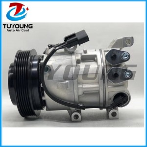 977013X000 auto air conditioning compressor Hyundai Elantra with electric control valve 6PK 97701-3X000