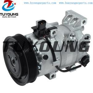 VS14E VS14X auto ac compressor 97701A5502 for Kia Soul 1.6L Kia Forte 5 1.6L Hyundai  I30 1.6i G4FD