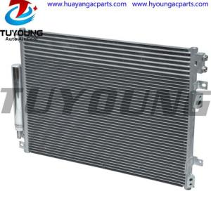 auto ac condenser Dodge Charger Magnum Chrysler 300 5137693AD 5170743AA 3880 CN 3880PFC size 590*455*20mm