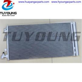 Auto air conditioning condenser fit Renault scenic 2008 size 719*351*16 mm OEM 921000005R 921100001R