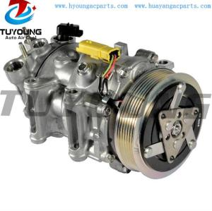 Sanden 7C16 auto air conditioner compressor  Sanden 1310 for Citroen - C5 II (04-) - 2.0 16V