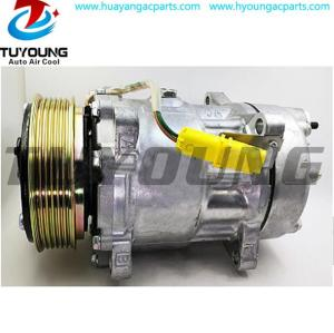 6V12 autoairconditionercompressor Sanden 1907 For Citroen Berlingo 1.4 1.6 2002-2012