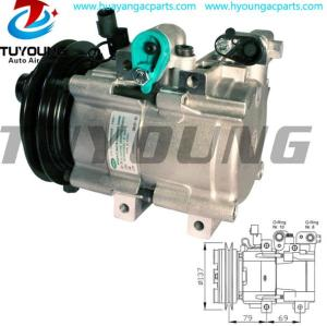 Halla HS18 automotive air conditioning compressor 977014A071 For Hyundai	H-1 2.4i 8V 1997 -2000