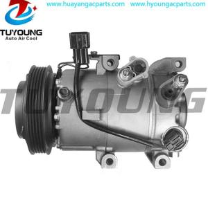 VS14N automotive air conditioning compressor 97F500-DX9FA-03 For Hyundai IX35 1.7 CRDI D4FD 2011 -