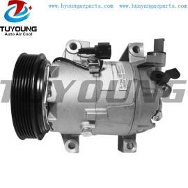 CSV613 autoairconditionercompressor 92600-1F700 For Nissan Micra 1.0i 16V CG10DE 2003 -