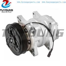 DKS-15CH DKS15CH autoairconditionercompressor 506011-9660 97252421 R For Isuzu NPR 3.9 1995 -