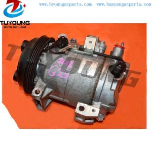Calsonic CSE617 auto air conditioner compressor 926001MB0B For Nissan Fuga 2.5i V6 24V 2009 -
