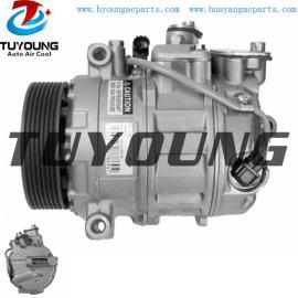 7SEU17C autoairconditionercompressor 64529174804 For BMW 5-Serie Touring 535xi N54 2008 -