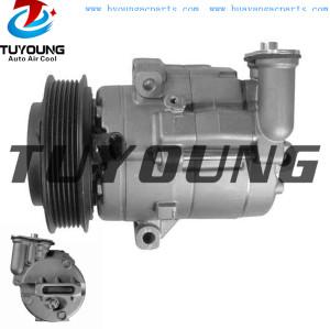 CSP15 automotiveairconditioningcompressor 96953609 For Chevrolet Aveo 1.4i 16V A14XER 2011 -