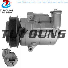 CSP15 automotive air conditioning compressor 96953609 For Chevrolet Aveo 1.4i 16V A14XER 2011 -
