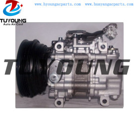 TV10CB automotive air conditioning compressor 442500-1523 For Toyota Corolla 2.0 D 1997 - 1999