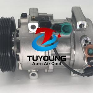 DVE12 automotiveairconditioningcompressor P30013-4111 For Hyundai Accent 1.5L 2014