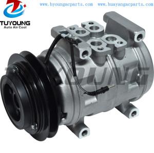 Compressor for Mercedes Benz W126 C126 0002302511 1161310001 1161310101 A0002302511 A0002341411 DCP17003 4 seasons 57338 10P17C