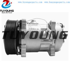Sanden SD7H15 autoairconditionercompressor 68186  67186 For Volvo FH10  FH12 FH16 1997 - 1998