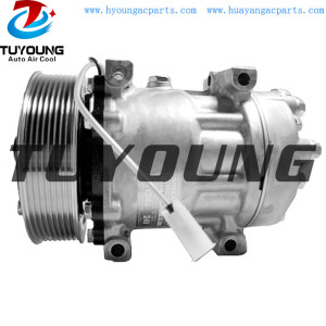 SD7H15 automotive air conditioning compressor 68191 67191 For Volvo FH10 FH12 FH16 1999 -