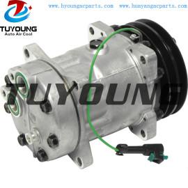 SD7H15 automotiveairconditioningcompressor 11104419 11412632 For VOLVO TRUCK