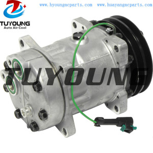 SD7H15 automotive air conditioning compressor 11104419 11412632 For VOLVO TRUCK