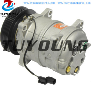 DKS15CH automotive air conditioning compressor 30612618  8601713 For Volvo S40 1.6i 16V 1.8i