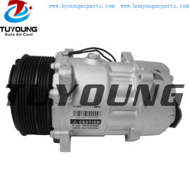 SD7V16 autoairconditionercompressor 3485087 For Volvo 440 1.6 1.7 1.7 Turbo 1.8 1.9 TD 2.0