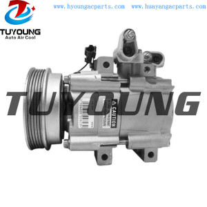 HS17 auto air conditioner compressor 9770126011  9770138015 For Hyundai Sonata 2.0i 16V