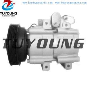 HS18 automotiveairconditioningcompressor F500-AJWBB-08P for Hyundai Trajet 2.7I 00