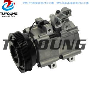 HS18 automotiveairconditioningcompressor F500MAXBA02 for Hyundai Santa Fe 2.7L