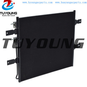Automotive air conditioning Condenser Parallel Flow for Dodge  Ram 4500 &  Ram 5500 6.7L 5290385AC