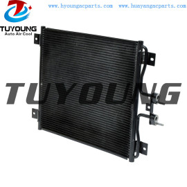 Auto air conditioning condenser for International / Navistar truck 2507482C92