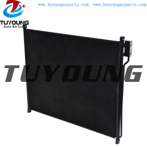 Auto air conditioning condenser for Ford F-250 F-350 F-450 F-550 Super Duty 3C3Z19712AA
