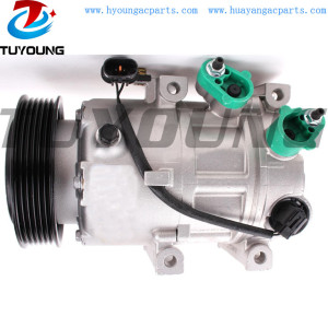 HCC VS16 auto air conditioner compressor 977013R000 for Kia Optima Azera 2.0L 2.4L 11-14