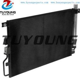 Auto ac condenser for Chevrolet Suzuki XL 9531078J02 19130427 420*695*16mm