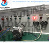 Automotive air conditioner compressor test