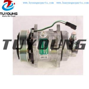 Sanden SD5H11 6362 universal auto air conditioner compressor R134a 6pk 12volt car air pump