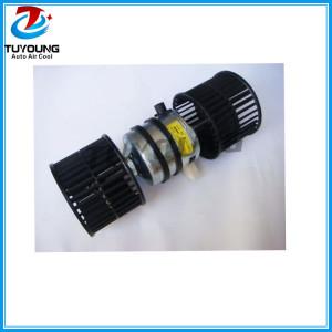 PN#AN51500-10700 24V double fan auto air conditioning HVAC heater blower fan motor
