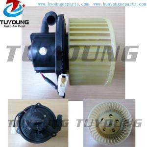 CCW HVAC Blower Fan motor For Hyundai Truck 24V 11N6-90700 11N690700 6.5A RHD Anti-Clockwise