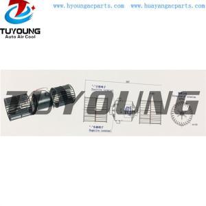 auto ac blower motor Speed 3900 - 200 RPM