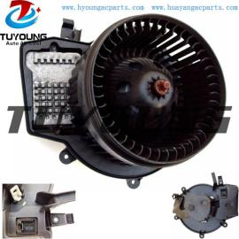 CW Mercedes C Class 180 Heater Motor Blower Fan with blower Resistor Clockwise Right Hand Drive