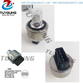 auto ac pressure switch / pressure sensor 1854773 90359991 Opel Astra F, Calibra A, Combo Corsa B, Omega B, Tigra, Vectra