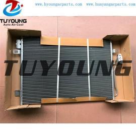 auto air conditioner ac condenser Fiat freemont 2013, auto air conditioning condenser 660*465*20 mm
