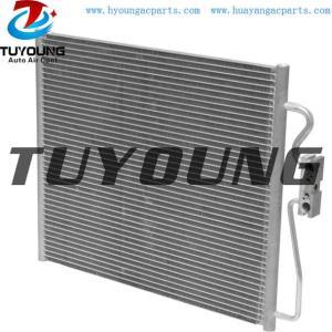 BMW 740i 4.4L Auto air conditioner Condenser BMW 750iL 5.4L oem 64538378439