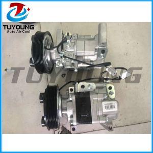 Panasonic car ac compressor fit Mazda 3 6 CX-7 H12A1AF4DW BP4K61K00A H12A1AG4DY auto air conditioning compressor