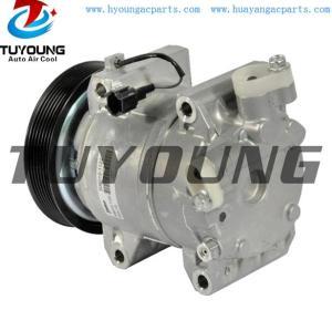 DKS17D 140MM 7PK compressor fit Nissan Navara/ Pathfinder 2.5 DCI/ Frontier Qashqai Cabstar DKS-17D 926004X01B 926004X30A 926009X500 5060121122 926009X50B