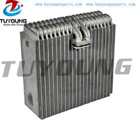 Auto air conditioner evaporator Komatsu auto AC Evaporator ND447600-2340 core size: 22.23 * 24.77* 8.89 cm