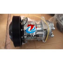 Sanden SD7H15 AC Compressor Mack Volvo Truck 14- 4324 4324 4326 4124 20587125 85000458