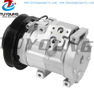 auto air conditioning compressor Toyota Corolla Matrix CO 27000SC 78391 10S15L