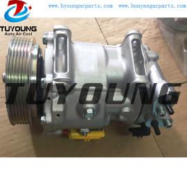 sd7C16 1300 auto ac compressor for Citroen C5 Peugeot 607 407 6453PM 6453PN 9648138680 765844 TSP0155956 9648238480 96605552