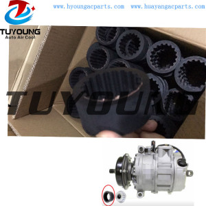 VW Transporter Touareg Phaeton auto ac compressor clutch pulley accessories 7H0820805H 7H0820805B