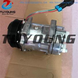 Sanden 7H15 4382 4481 vehicle ac compressor International all model truck 2602121C91 3547916C1 3615169C2