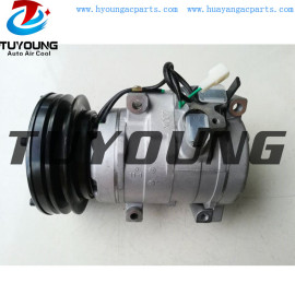 Auto A/C compressor denso 10s17c Cat320 Cat320C Cat320D Caterpillar Excavator 447220-3846 1761895 2316984 2473002800 245-7781